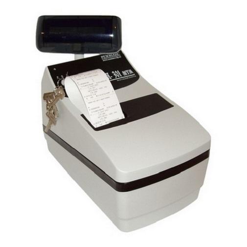 Фискальный регистратор в аптеку